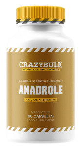 Anadrole Pills