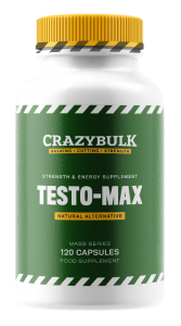 Testo Max Pills